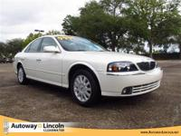 2005 LINCOLN LS Our Location is: Autoway Lincoln -
