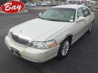 This 2005 Lincoln Town Car Signature is proudly offered