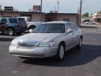 Charles Allen 117 point inspection with this Lincoln