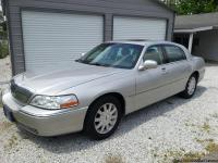 2005 Lincoln Town Car Signature Limited, 4.6 EFI/V8