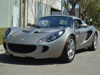 This Lotus is in very good condition. It has a clean
