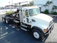Stock #32329 **Ex-Municipal Truck** **Automatic
