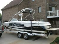 Type: Ski/Wakeboard Make: Mastercraft Engine Type: