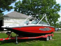 Up for sale is this Mastercraft X Star 220 2005 Pro