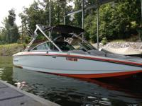 2005 Mastercraft XStar for sale. The boat is in