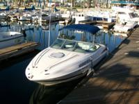 2005 MAXUM 2100 SC in Immaculate Condition, Cuddy