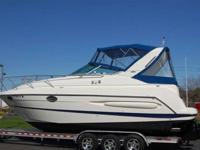2005 Maxum 2900 SE EXPRESS CRUISER Vehicle Title: