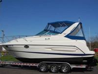 YOU ARE VIEWING A VERY CLEAN 2005 MAXUM 2900 SE EXPRESS