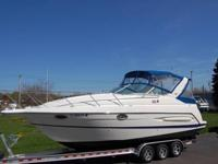 'VERY CLEAN 2005 MAXUM 2900 SE EXPRESS CRUISER AND