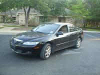 2005 Mazda 6 i model has 129k miles on it cloth seats