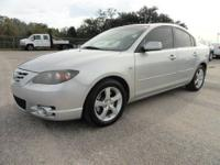 The 2005 Mazda 3 provides more driving enjoyment and