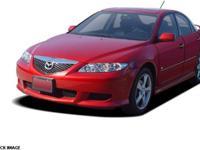 2005 Mazda MAZDA6 i For Sale.Features:ANTI-LOCK BRAKING