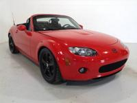 2005 MAZDA Miata CONVERTIBLE 2dr Conv Cloth 5-Spd