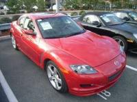 2005 Mazda RX8 This coupe has 44,500 miles and in great