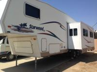Nice well maintained 5th wheel with many extras. 16