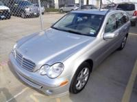 This smooth-riding 2005 Mercedes-Benz C-Class C240