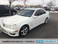 New Price!  Mercedes-Benz C-Class  Odometer is 3233