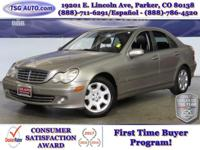 **** FRESH IN FOLKS! THIS 2005 MERCEDES C320 HAS JUST