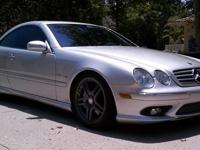 2005 Mercedes Benz CL65 with 63,500 miles - Immaculate