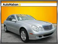 safety certified mb e-class e320 with full power,