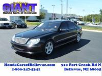 This outstanding example of a 2005 Mercedes-Benz