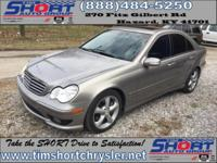 Granite Gray Metallic 2005 Mercedes-Benz C-Class C 230