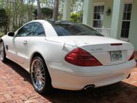 Year: 2005 Interior Color: RedMake: Mercedes-Benz