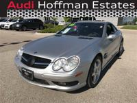 This Mercedes-Benz SL-Class has a dependable Gas V8