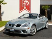 This is a Mercedes-Benz, SLK 55 for sale by Park Place