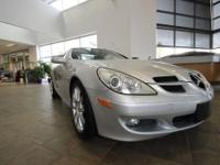 2005 Mercedes-Benz SLK-Class with very low miles and in