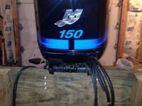 2005 Mercury 150XL Outboard.  $4200 or Best Offer.  25""