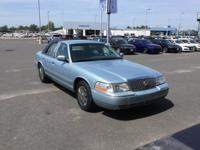 CARFAX One-Owner. Clean CARFAX. Blue 2005 Mercury Grand