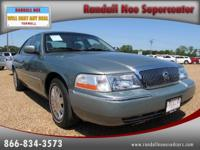 Options Included: N/A2005 MERCURY Grand Marquis 4dr Sdn