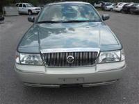 Options:  2005 Mercury Grand Marquis Ls Premium Sedan