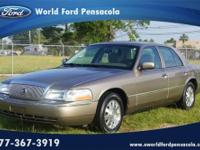 World Ford Pensacola presents this 2005 MERCURY GRAND
