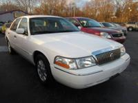 Step into the 2005 Mercury Grand Marquis! It just