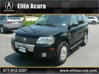 Elite Acura presents this 2005 MERCURY MARINER 4DR
