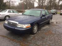 2005 Mercury Marquis Asking $4500.00 OBO Clean inside