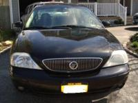 2005 Mercury Sable LS Black on Black, Sunroof, Leather,