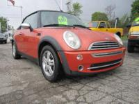 2005 Mini Cooper Convertible - Mini's are Great on