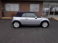 ONE OWNER, NICE LOW MILEAGE MINI, 5 SPEED TURBO ***