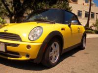 2005 Mini Cooper Convertible for sale. Only 62,000