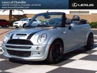 John Cooper Works package. Low Low miles. And Leather