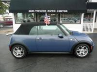 S, SOFT TOP CONVERTIBLE, HEATED LEATHER SEATS, 6 SPEED