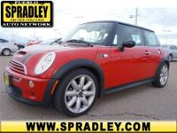 2005 MINI Cooper Hardtop 2dr Car S Our Location is: