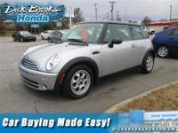 -New Arrival- -Low Mileage- This 2005 MINI Cooper