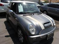 2005 MINI Cooper Hatchback S Our Location is: Karplus 2