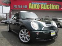 This 2005 MINI Cooper 2dr S Hatchback includes a 1.6 L