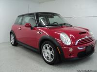 2005 Mini Cooper S 2 Door Coupe. 1.6L I-4 EFI OHC S/C