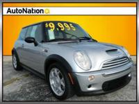 safety certified mini cooper s with full power,